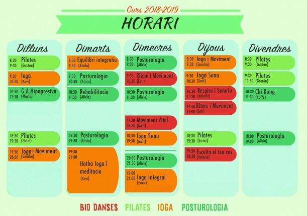 HORARIO DEFINITIVO